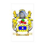 Alcantarilla Sticker (Rectangle 10 pk)