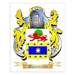 Alcantarilla Small Poster