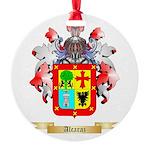 Alcaraz Round Ornament