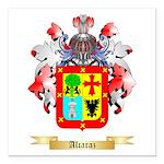 Alcaraz Square Car Magnet 3