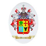 Alcaraz Ornament (Oval)