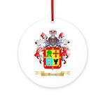 Alcaraz Ornament (Round)
