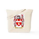 Alcockson Tote Bag