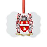 Alcockson Picture Ornament