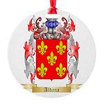 Aldana Round Ornament