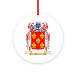 Aldana Ornament (Round)