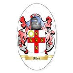 Alden Sticker (Oval 10 pk)