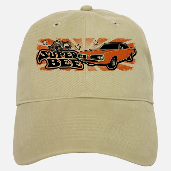 Super Bee Baseball Baseball Cap