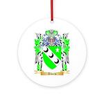 Alders Ornament (Round)