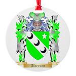 Alderson Round Ornament