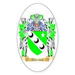 Alderson Sticker (Oval)