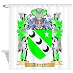 Alderson Shower Curtain