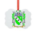 Alderson Picture Ornament