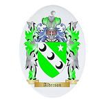 Alderson Ornament (Oval)
