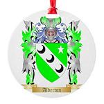 Alderton Round Ornament