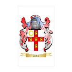 Aldin Sticker (Rectangle 50 pk)