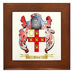 Aldin Framed Tile