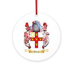 Aldine Ornament (Round)