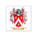 Aldred Square Sticker 3