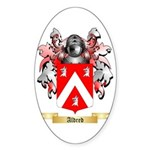 Aldred Sticker (Oval 10 pk)