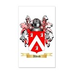 Aldred 20x12 Wall Decal