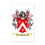 Aldred 35x21 Wall Decal