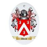 Aldred Ornament (Oval)