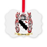 Aldrich Picture Ornament