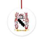 Aldrich Ornament (Round)
