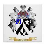 Alejandro Tile Coaster