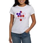 13 Stars of David Women's T-Shirt