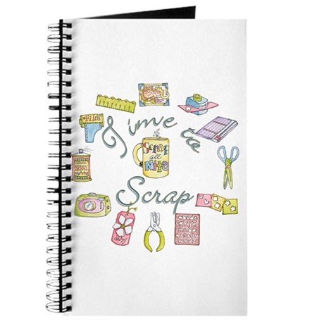Time to Scrap by Leah Journal