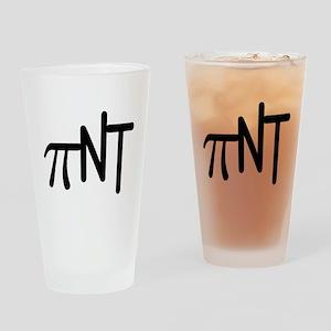 Pint Glass Drinking Glass