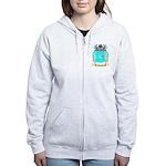 Aleman Women's Zip Hoodie