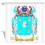 Aleman Shower Curtain