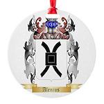 Alenius Round Ornament