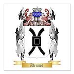 Alenius Square Car Magnet 3