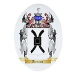 Alenius Ornament (Oval)