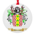 Aletunner Round Ornament