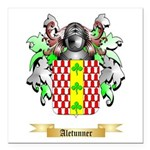 Aletunner Square Car Magnet 3