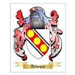 Aleveque Small Poster