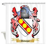 Aleveque Shower Curtain