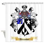 Alexander Shower Curtain