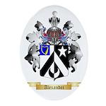 Alexander Ornament (Oval)