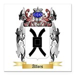 Alfors Square Car Magnet 3