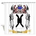 Alfors Shower Curtain