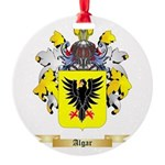 Algar Round Ornament