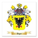 Algar Square Car Magnet 3