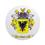 Algar Ornament (Round)