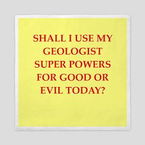 geology Queen Duvet